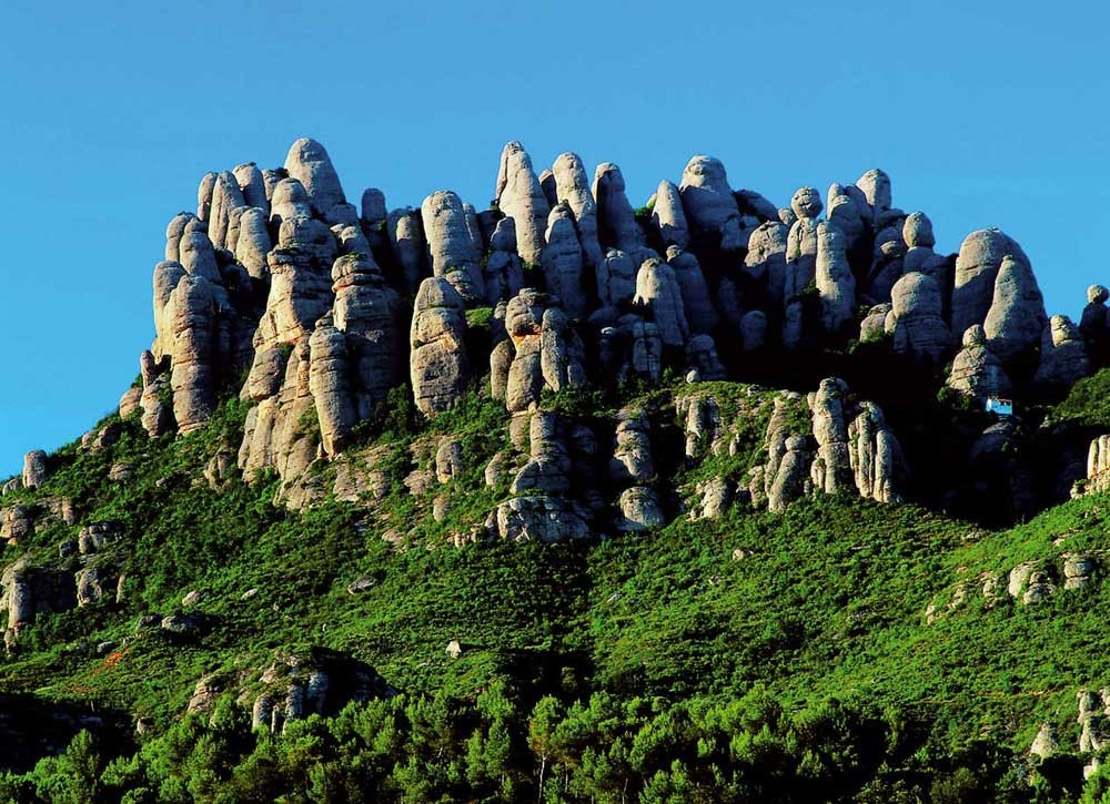 Montserrat gebergte
