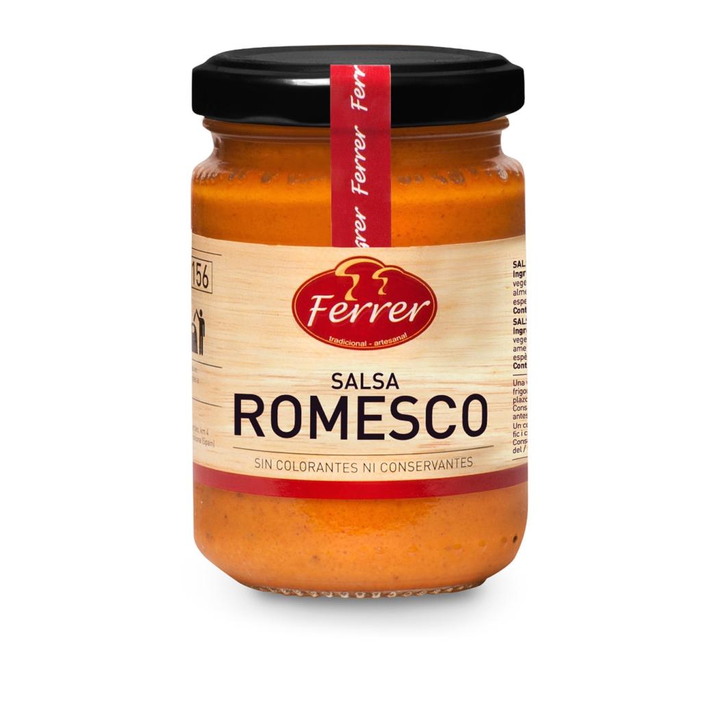 Ferrer Salsa romersco