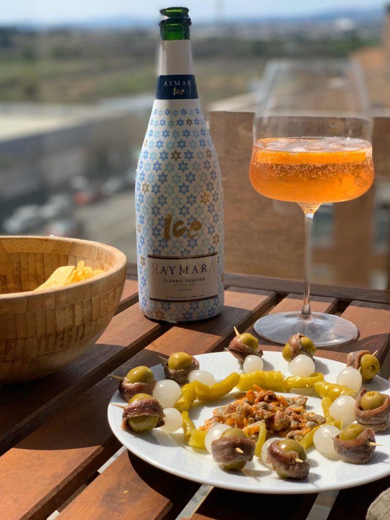 Aymar Ice aperitief