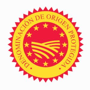 DOP logo denominación de origen protegida