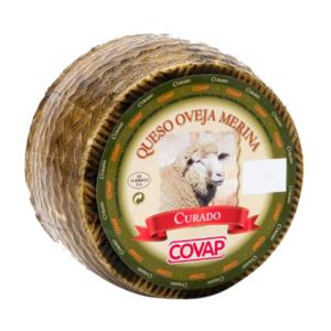 Hele Spaanse schapenkaas met bruine korst_te koop in Nederland bij Alegre Import