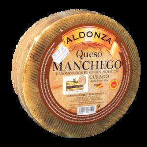D.O.P. Manchego kaas curado_belegen_te koop in Nederland bij Alegre Import.nl